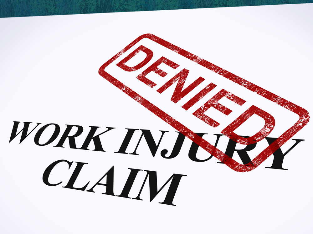What are My Options if My Worker's Compensation Claim Was Denied?